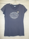 Dana Point Ladies T in Periwinkle
