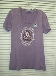Flip Flop Ladies T in Lavender