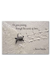 Turtle Congratulations Greeting Card 5x7